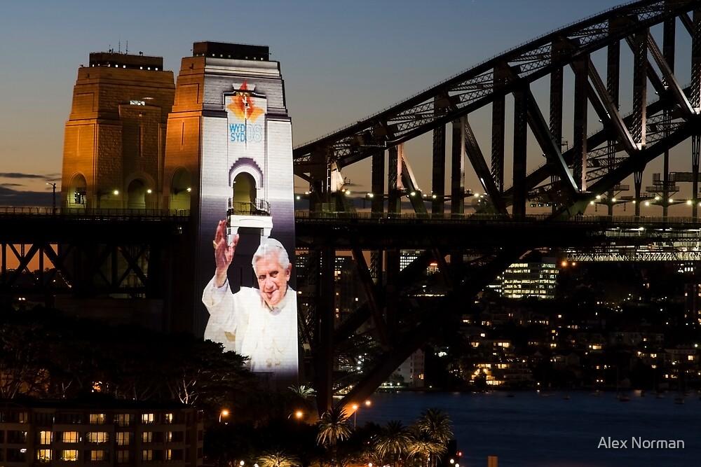 Bridge Benedict by Alex Norman