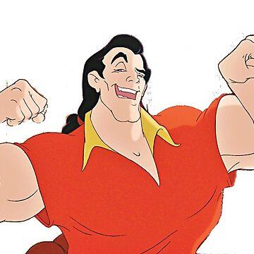 Gaston by renegadeforks