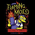 Flaming Classic Drink by barrettbiggers
