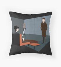 Do Androids Dream? Throw Pillow