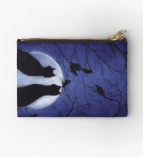 Listen to the Silence at Night Studio Pouch