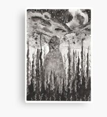 The one in the Forest. Canvas Print