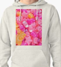 Candy Stars  Pullover Hoodie