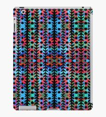 Retro Tribal Print iPad Case/Skin