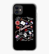 Heather's World iPhone Case