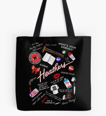 Heather's World Tote Bag