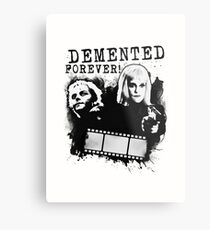 Demented Forever! Metal Print