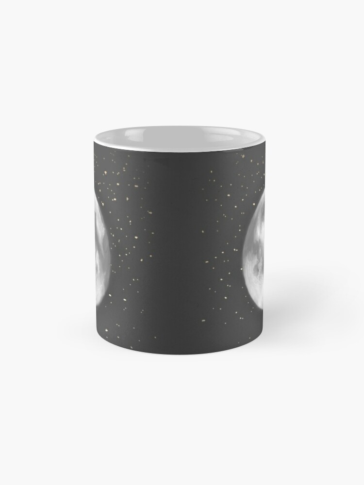 Alternate view of Lost in a Space / Moonelsh Mug