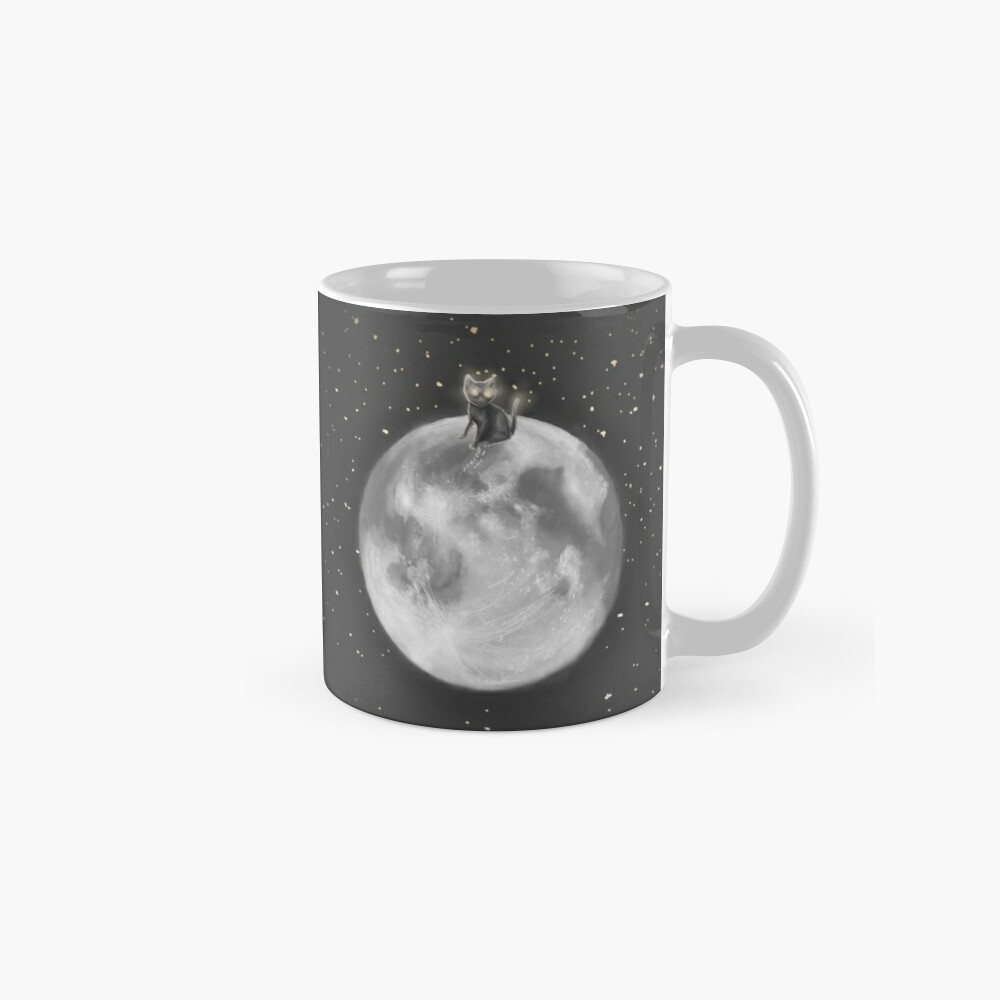 Lost in a Space / Moonelsh Mug