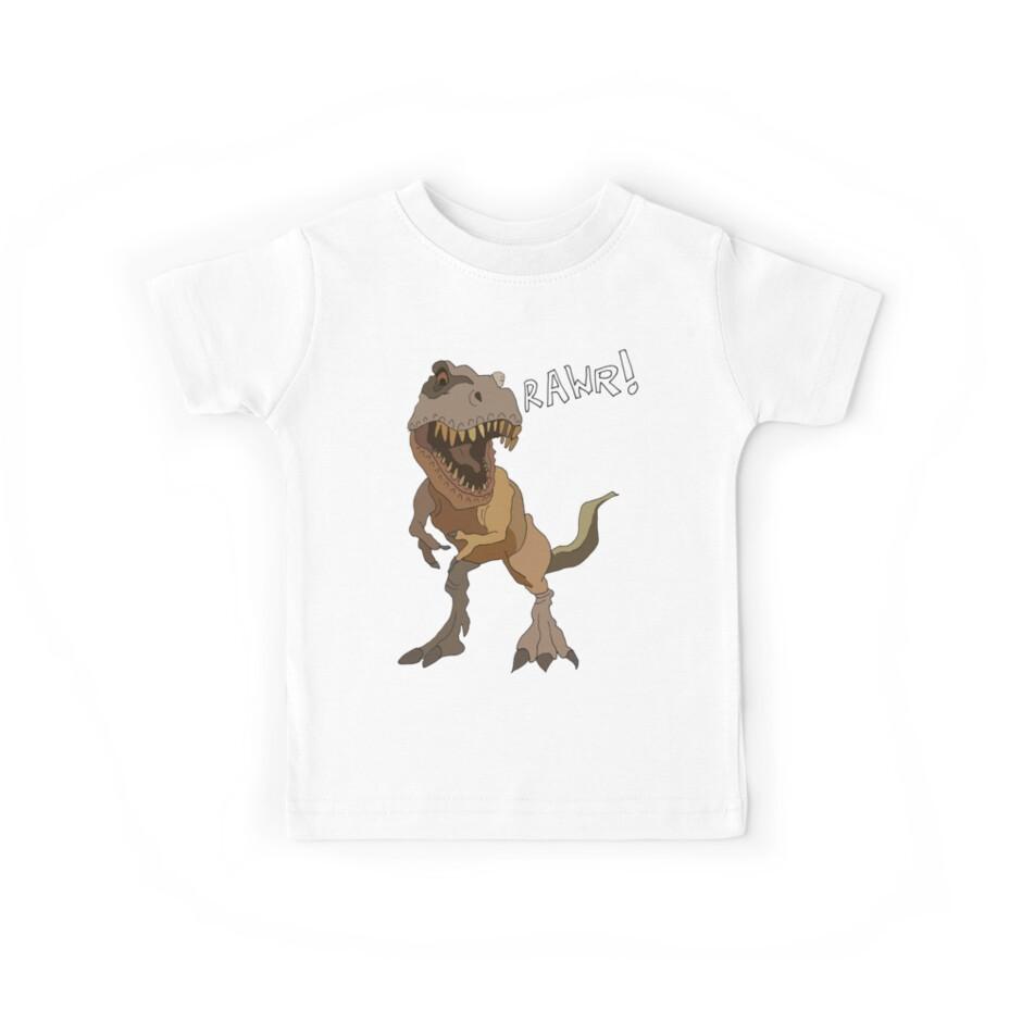 T-rex by RAMphilosophy