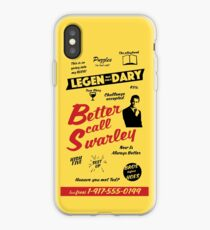 Better Call Swarley iPhone Case