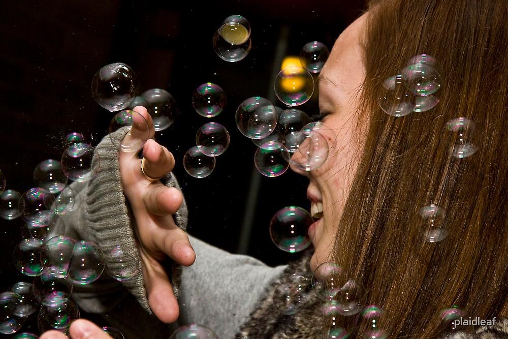 Bubbles by plaidleaf