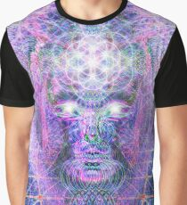 Cosmic Consciousness Graphic T-Shirt
