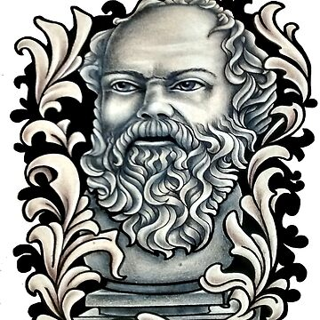 Philosophy Socrates Thoughts by AnderArtes