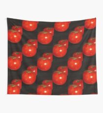 Lucious Tomatoes Wall Tapestry