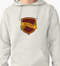 Red Gold Badge 3 Pullover Hoodie