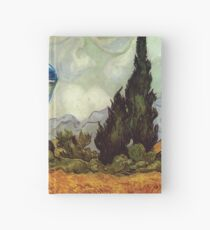 Vincent and the Doctor Hardcover Journal
