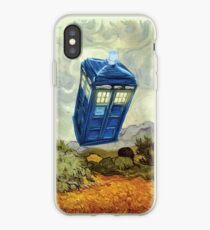 Vincent and the Doctor iPhone Case