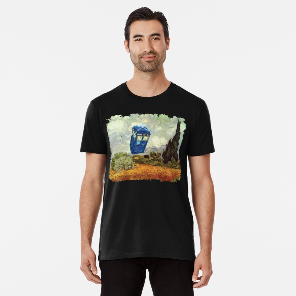 Vincent and the Doctor Premium T-Shirt