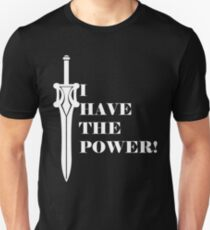 I have the Power Declaration (White) T-Shirt