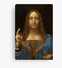 Lienzo Da Vinci Salvator Mundi