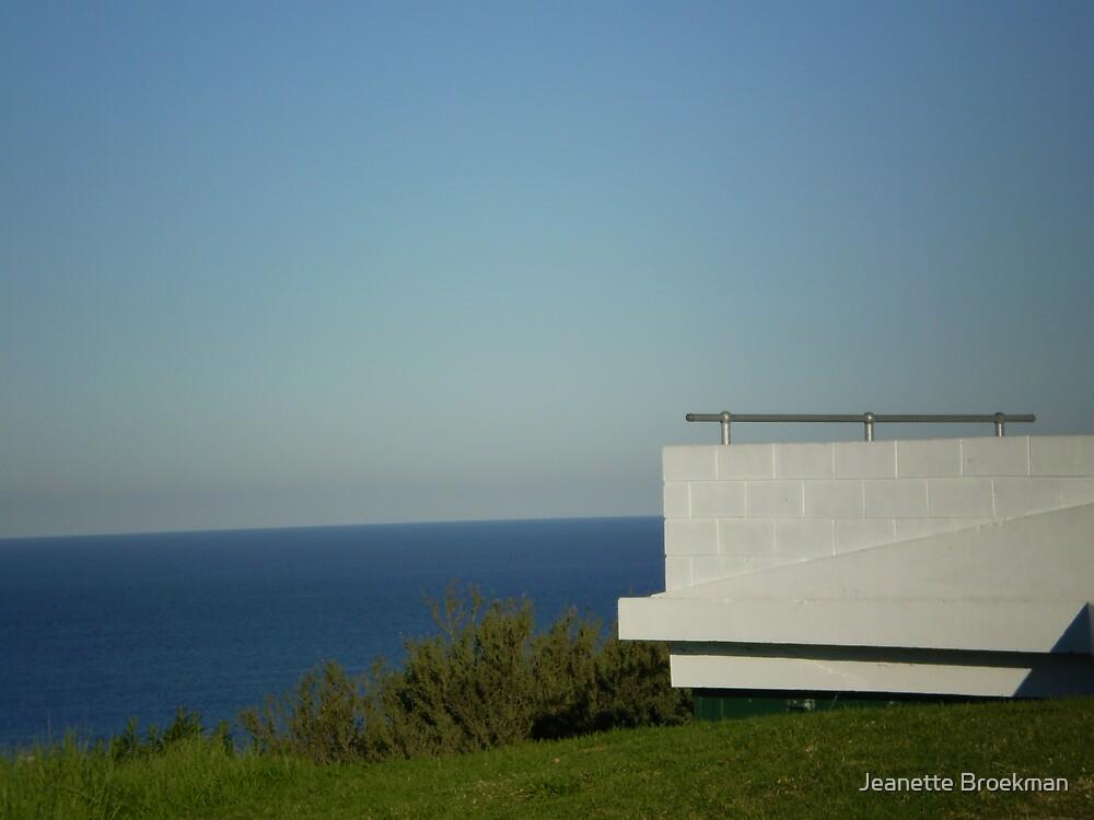 Lookout - Hill 60 by Jeanette Broekman