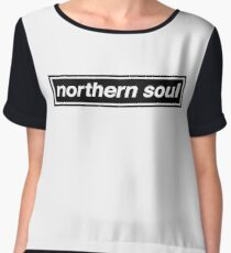 Northern Soul - OASIS Spoof Women's Chiffon Top