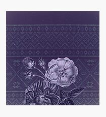 Flower - Argyle Photographic Print