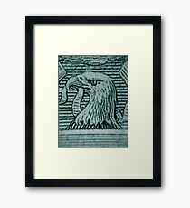 Great Seal of the United States Framed Print