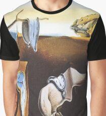 Die Beständigkeit des Gedächtnisses - Salvador Dalí Grafik T-Shirt