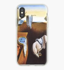 Die Beständigkeit des Gedächtnisses - Salvador Dalí iPhone-Hülle & Cover