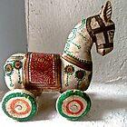 Folk art carving by Shulie1