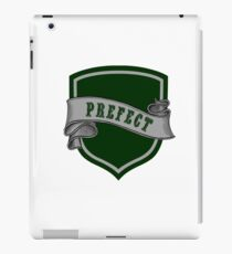Green Silver Badge 3 iPad Case/Skin