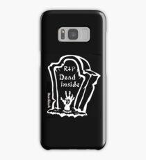 Dead inside - Deathlook Samsung Galaxy Case/Skin
