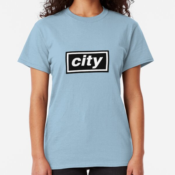 City - OASIS Band Tribute Classic T-Shirt