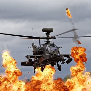 AugustaWestland Apache AH1 by AndyHkr