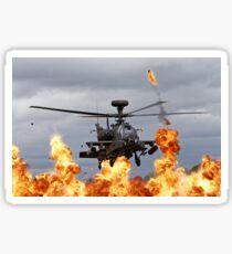 AugustaWestland Apache AH1 Sticker