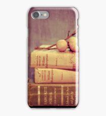 Light Reading iPhone Case/Skin