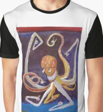 Pulpo 3 Graphic T-Shirt