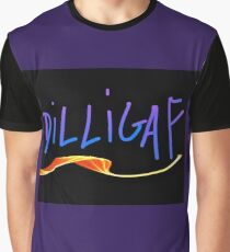 DILLIGAF Graphic T-Shirt