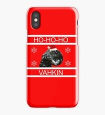 Ho-Ho-Hovahkin iPhone Case