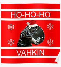Ho-Ho-Hovahkin Poster