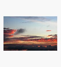 From Dusk Till Dawn #2 Photographic Print