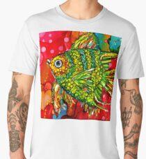 Lila's Angel Fish Men's Premium T-Shirt