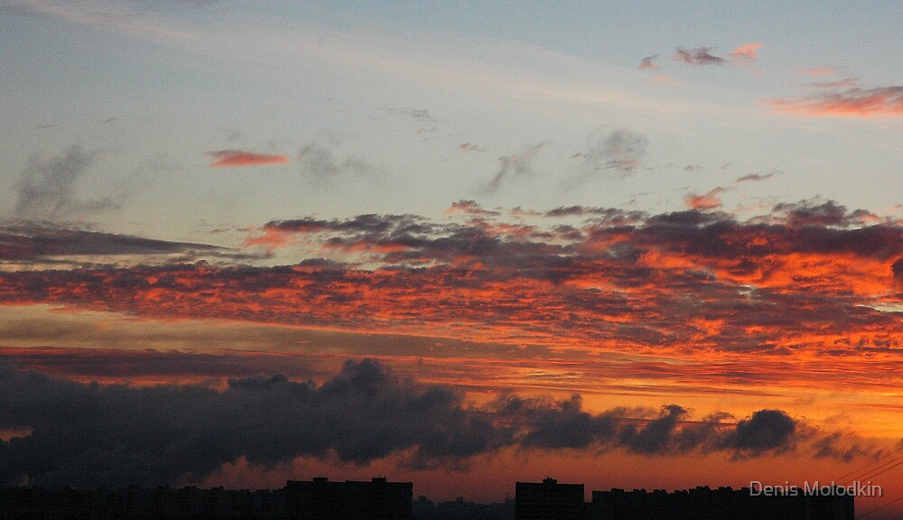 From Dusk Till Dawn #4 by Denis Molodkin
