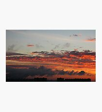 From Dusk Till Dawn #4 Photographic Print