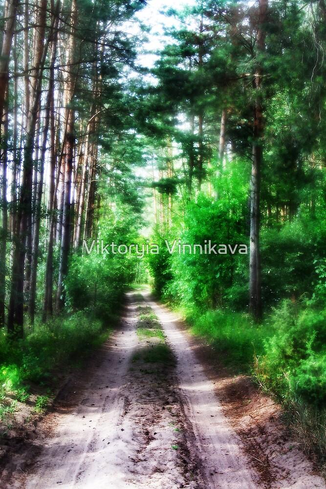 Way to LIVE by Viktoryia Vinnikava