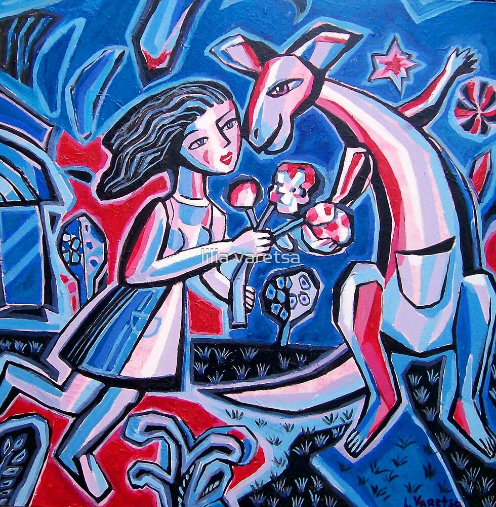 Kingdom of freedom by lilia varetsa