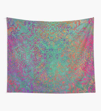magic mandala 41 #magic #mandala #decor Wall Tapestry