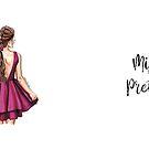 Miss Pretty Mug by Elza Fouche